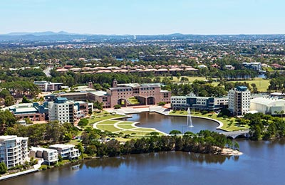 Bond University main campus.