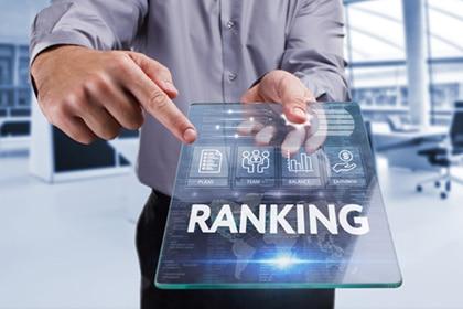 Shanghai ARWU university rankings.