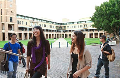 UNSW students