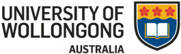 University of Wollongong Australia.