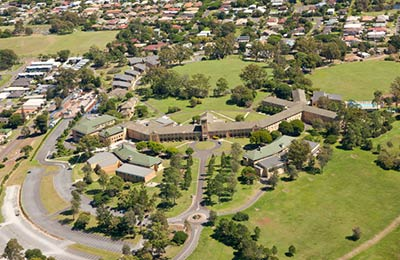 Banyo Campus in Brisbane.