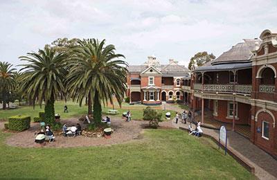 Strathfield Campus, Sydney.