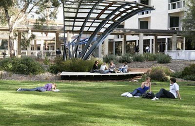 University of Canberra.