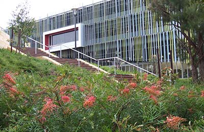 Joondalup Campus library