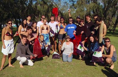 Griffith Uni dive club