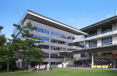 Southbank Campus, Brisbane.