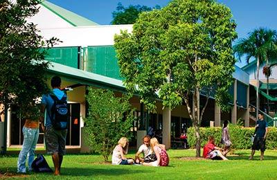 JCU Townsville Campus.