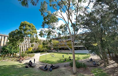 Bundoora Campus of La Trobe University.