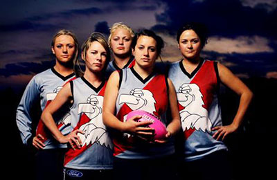 La Trobe AFL players