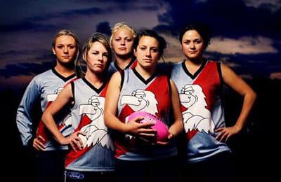 La Trobe AFL players