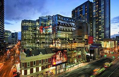 Swanston St Academic Building, Melbourne