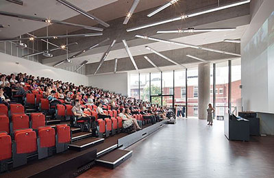 Lecture at Hawthorn Campus