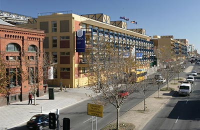 City East Campus of UniSA